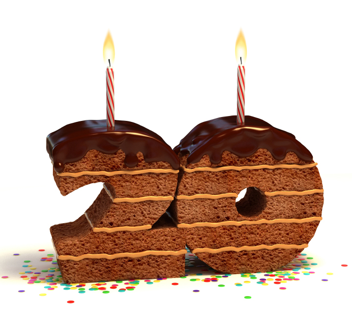 Happy Birthday Kitform You Are 20 Years Old We Re Buying