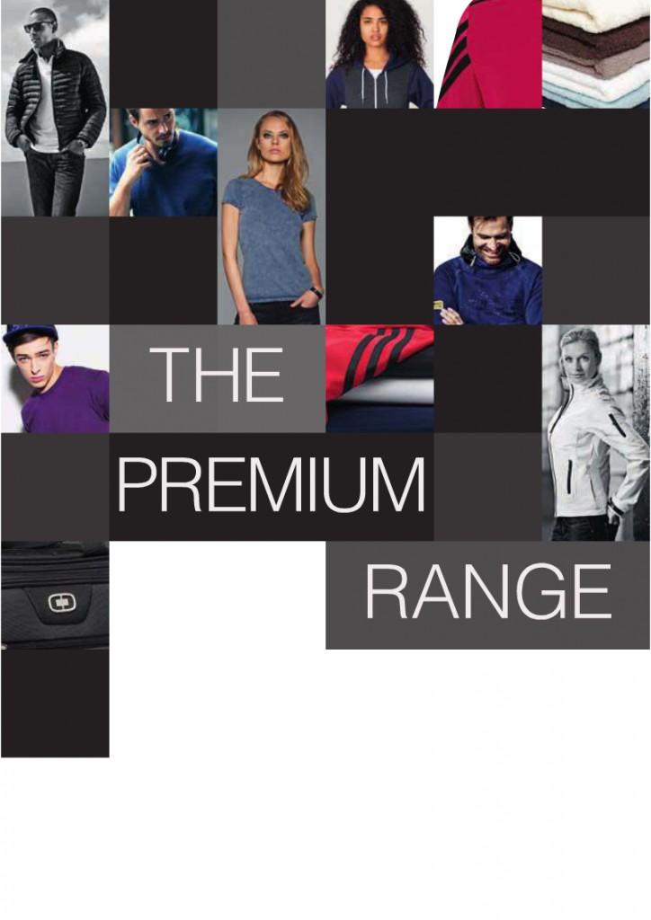 Premium Leisurewear Range