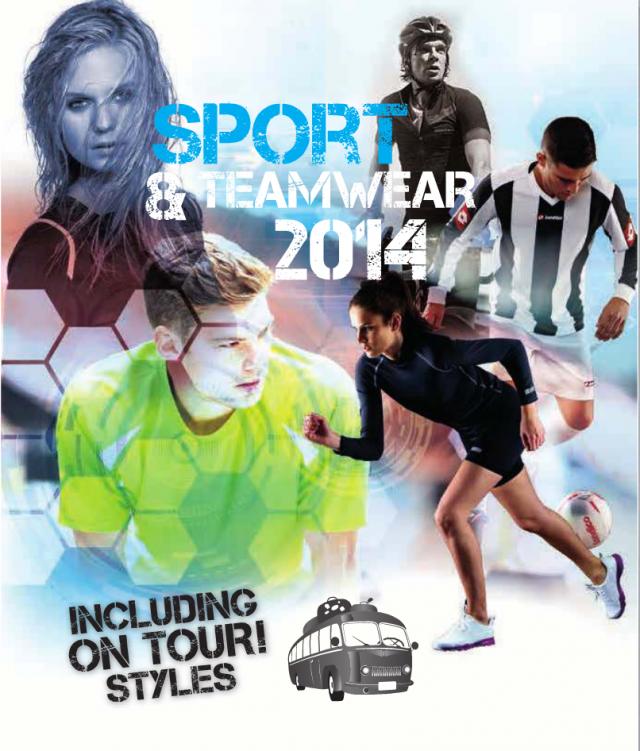 All Sports Clothing Range
